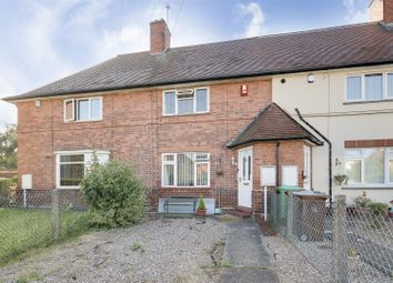 2 bed terraced house for sale in Brinsley Close, Aspley, Nottinghamshire NG8