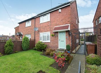 Thumbnail 2 bed semi-detached house for sale in Barden Road, Warmfield, Wakefield