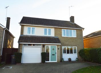Thumbnail 4 bed detached house for sale in Lewes Gardens, Werrington
