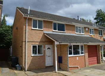 Thumbnail 3 bedroom end terrace house for sale in Oleander Crescent, Cherry Lodge, Northampton