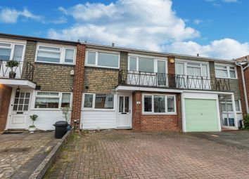 Thumbnail 3 bed terraced house for sale in Trinity Gardens, South View Drive, London