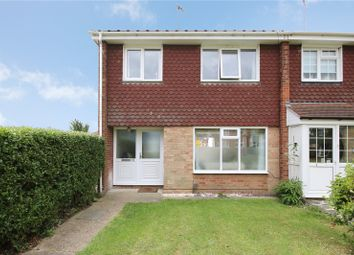 Thumbnail 3 bed end terrace house for sale in Dorset Avenue, Chelmsford, Essex