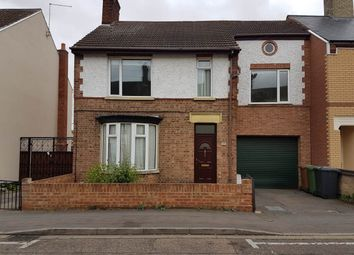 Thumbnail 4 bed property to rent in Palmerston Road, Peterborough