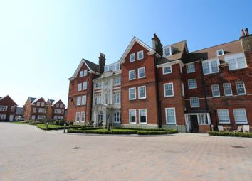 Thumbnail 2 bedroom flat to rent in Eversley Park, Folkestone