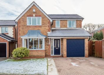 Thumbnail 4 bed detached house for sale in Woodhurst Drive, Standish, Wigan