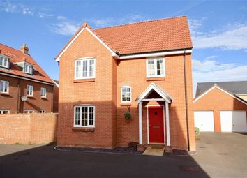 Thumbnail 4 bed detached house for sale in Linnet Lane, Melksham, Wiltshire