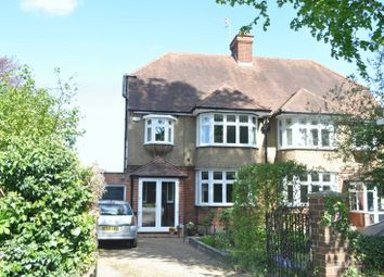 Thumbnail 4 bedroom semi-detached house for sale in Leatherhead Road, Ashtead