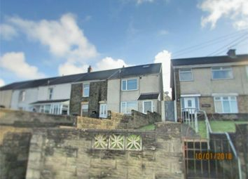 Thumbnail Terraced house for sale in Danygraig Road, Neath, West Glamorgan