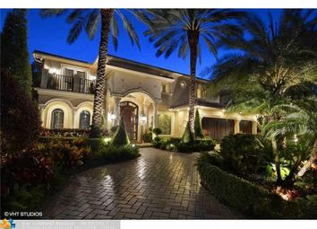 Thumbnail 5 bed property for sale in 163 Fiesta Way, Fort Lauderdale, Fl, 33301