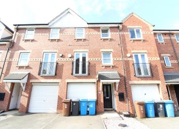 Thumbnail 3 bed terraced house for sale in Philip Larkin Close, Hull