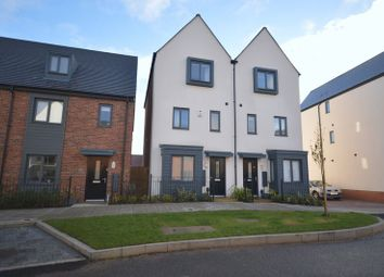 Thumbnail 3 bedroom terraced house for sale in Parkes Court, Birchfield Way, Telford