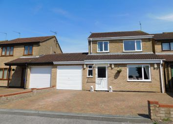 Thumbnail 3 bed detached house for sale in Low Farm Drive, Carlton Colville, Lowestoft