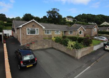 Thumbnail 3 bed semi-detached bungalow for sale in Camden Crescent, Brecon