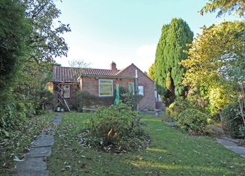 Thumbnail 2 bed detached bungalow for sale in Selmeston Road, Eastbourne