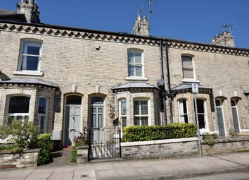 Thumbnail 3 bed terraced house for sale in Millfield Road, York