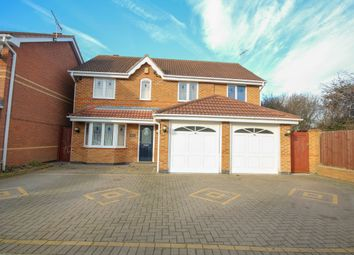 Thumbnail 5 bed detached house for sale in The Greenway, Thulston, Derby