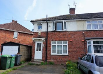 Thumbnail 3 bed semi-detached house for sale in Unketts Road, Smethwick
