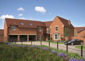 """Thumbnail 5 bed detached house for sale in """"Harvington"""" at Ellerbeck Avenue, Nunthorpe, Middlesbrough"""