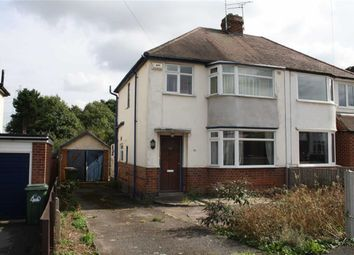 Thumbnail 3 bed semi-detached house for sale in Glen Park Avenue, Glenfield, Leicester