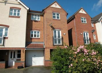 Thumbnail 4 bed town house for sale in Millcroft, Neston