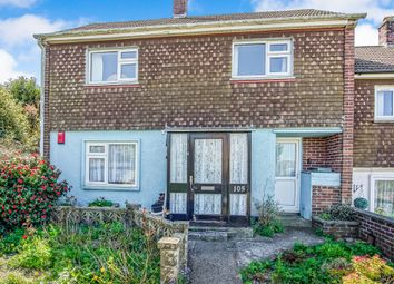 Thumbnail 2 bed end terrace house for sale in Kit Hill Crescent, St Budeaux, Plymouth