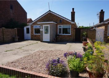 Thumbnail 2 bed detached bungalow for sale in Sutton Road, Huttoft