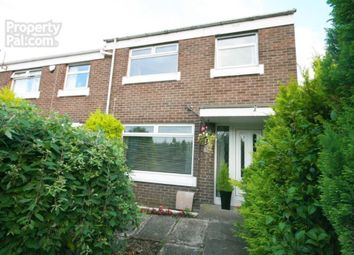 Thumbnail 3 bedroom end terrace house for sale in Hillhall Road, Lisburn, County Antrim, N. Ireland
