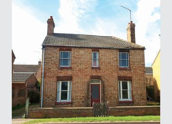 Thumbnail 3 bed detached house for sale in 15 March Road, Coates, Nr Peterborough, Cambridgeshire