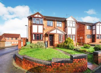 Thumbnail 3 bed semi-detached house for sale in Cressett Avenue, Brierley Hill