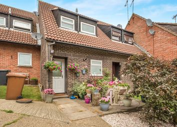 Thumbnail 2 bedroom terraced house for sale in Valley Road, Codicote, Hitchin