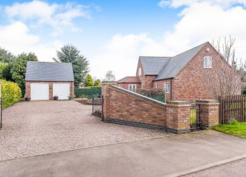 Thumbnail 5 bedroom bungalow for sale in Branches Lane, Holbeach, Spalding