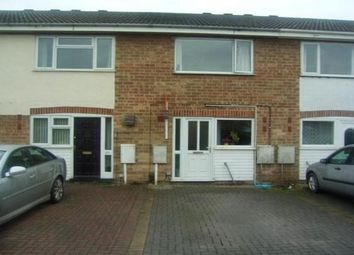 Thumbnail 2 bed terraced house to rent in Small Meer Close, Derby