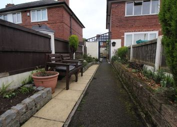 Thumbnail 2 bed flat for sale in Longcroft Grove, Wythenshawe, Manchester