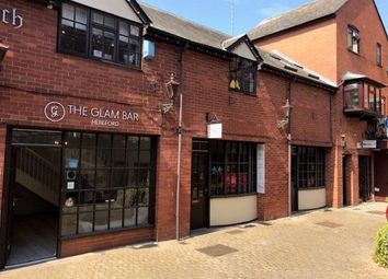 Thumbnail Property to rent in West Street, Hereford