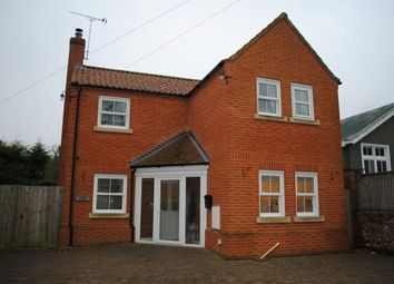 Thumbnail 2 bedroom detached house to rent in Nethergate Street, Harpley, King's Lynn