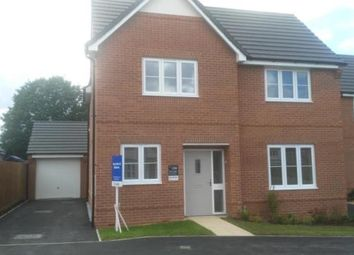 Thumbnail 4 bed detached house for sale in New Broughton, Wrexham