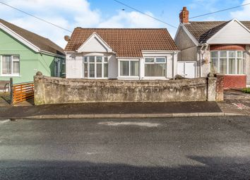 Thumbnail 3 bed detached bungalow for sale in Twyniago, Pontarddulais, Swansea