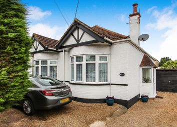 Thumbnail 3 bed detached bungalow for sale in Queens Road, Rayleigh