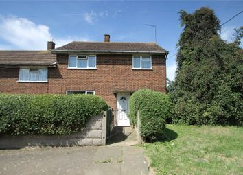 Thumbnail 3 bed end terrace house for sale in Laburnum Road, Strood, Kent