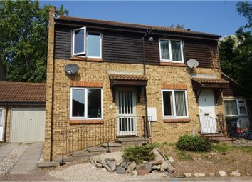 Thumbnail 2 bedroom semi-detached house for sale in Curlinge Court, Pegwell, Ramsgate