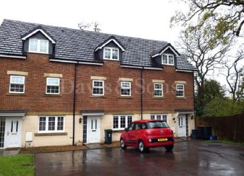 Thumbnail 4 bed terraced house for sale in Westfield Gardens, Newport, Gwent.