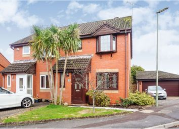 3 bed semi-detached house for sale in Lucerne Gardens, Hedge End, Southampton SO30