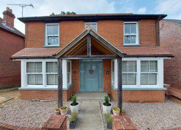 Thumbnail 4 bed property for sale in Osborne Road, Warsash, Southampton