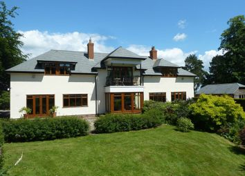 Thumbnail 5 bed detached house to rent in Calveley Hall Lane, Calveley. Cheshire