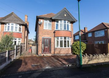 Thumbnail 3 bed detached house for sale in Alton Avenue, Wilford, Nottingham