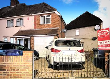 Thumbnail 4 bed semi-detached house for sale in Alperton Lane, Wembley