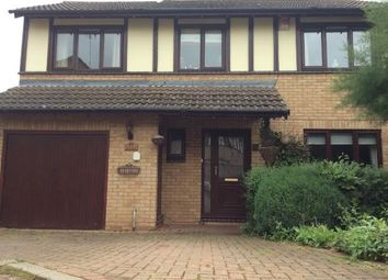 Thumbnail 4 bed detached house for sale in Woodhall Rise, Werrington, Peterborough