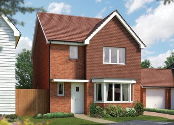 "Thumbnail 3 bed detached house for sale in ""The Epsom"" at Chalkers Lane, Hurstpierpoint, Hassocks"