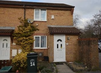 Thumbnail 2 bed end terrace house to rent in Clifford Drive, Heathfield, Newton Abbot, Devon.
