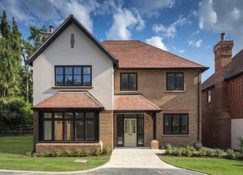 Thumbnail 5 bed detached house for sale in Bletchingley Road, Godstone